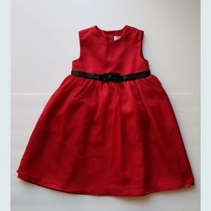 Koala Kids Red Girl Dress